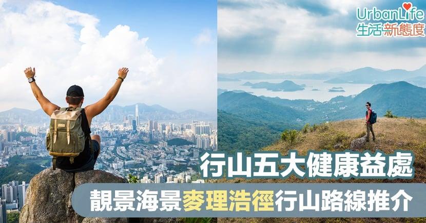 【行山】遠足有助延年益壽、 預防冠心病 靚景海景麥理浩徑行山路線推介