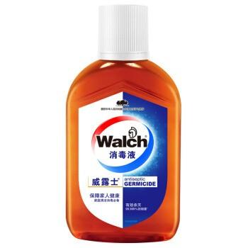 威露氏消毒液。