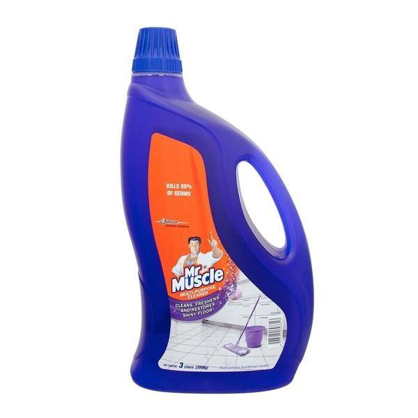威猛先生五合一多功能清潔劑。