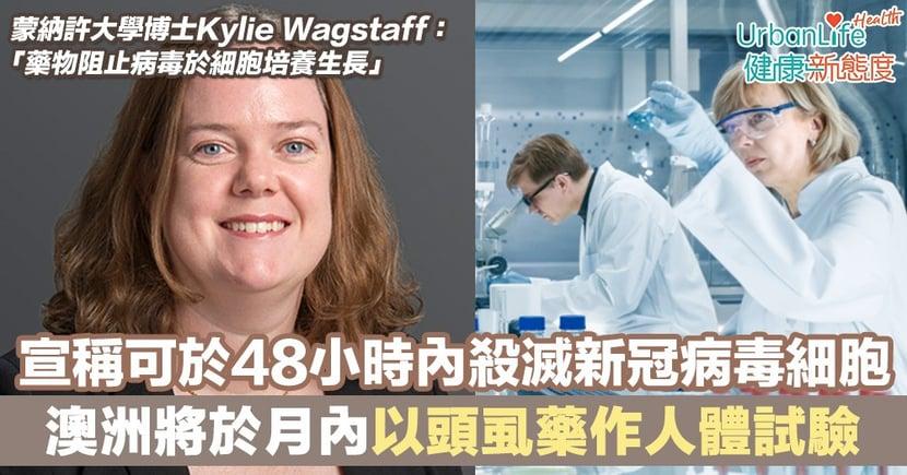 【新型肺炎藥物】宣稱可於48小時內殺滅新型冠狀病毒細胞 澳洲將於月內以頭虱藥作人體試驗