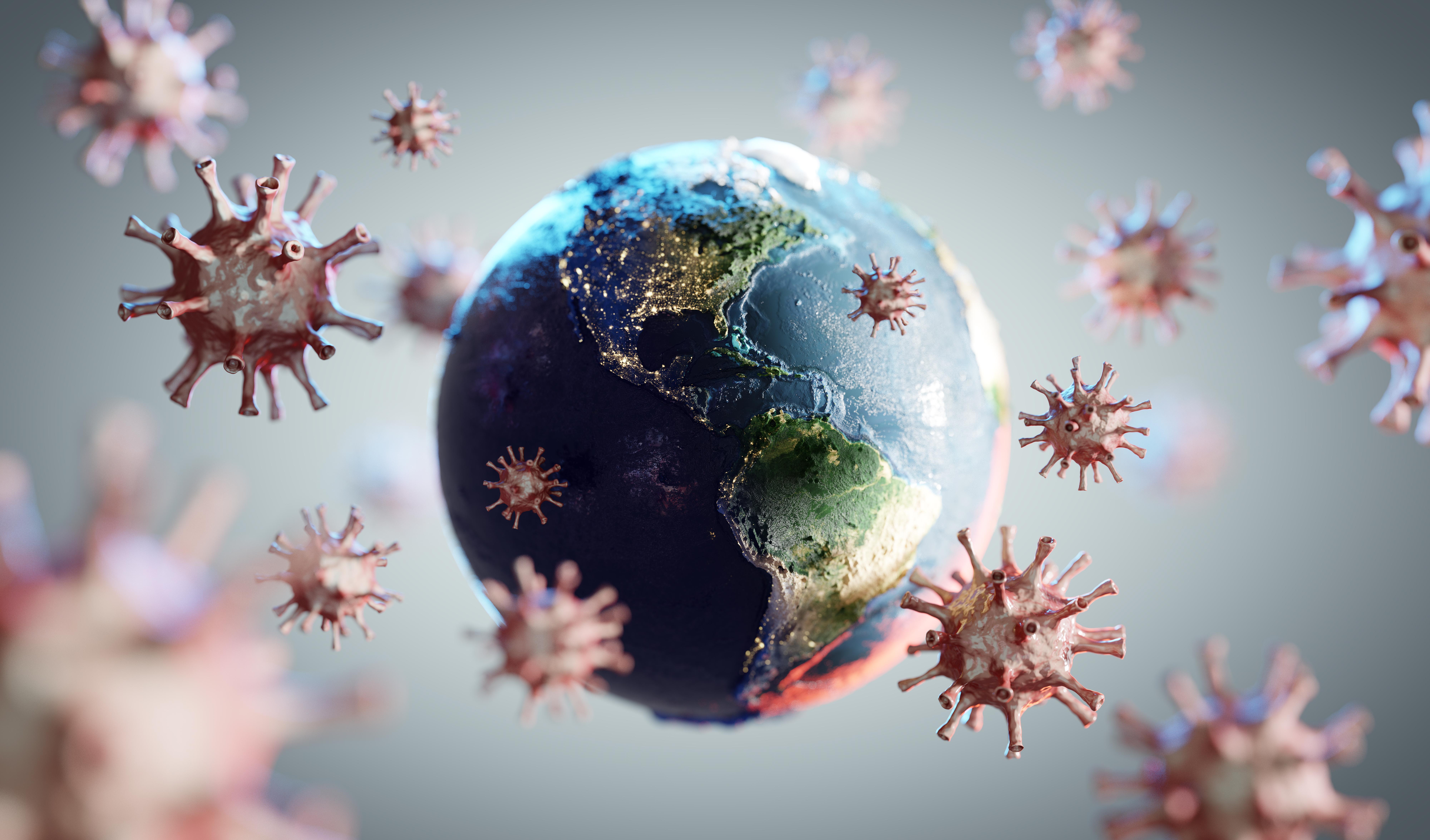 世界衛生組織(WHO)在6月18日表示,Delta正成為全球主要的變種病毒株。